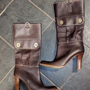 Coach High boots
